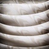 Fond de tissu de draperie Images libres de droits