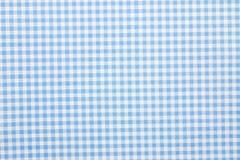 Fond de tissu de guingan Image libre de droits