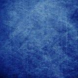 Fond de tissu de treillis bleu Image stock