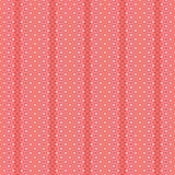 Fond de tissu de point de polka Images libres de droits