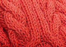 Fond de tissu tricoté Photos stock