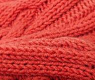Fond de tissu tricoté Photo libre de droits