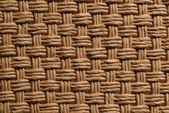 Fond de toile de fibre de filasse Images stock