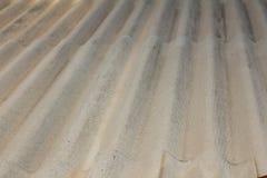 Fond de toit d'ardoise d'amiante Photographie stock