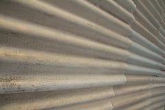 Fond de toit d'ardoise d'amiante Image stock