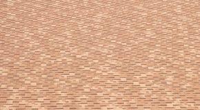Fond de toit de tuile Photo libre de droits