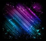Fond de trame d'étoile Photos libres de droits