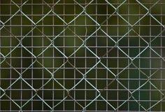 Fond de treillis métallique Image stock