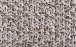 Fond de tricotage Photos stock