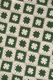 Fond de tricotage de texture de laine Image stock