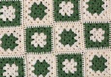 Fond de tricotage de texture de laine Photos stock