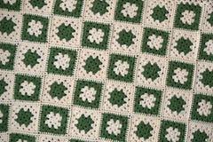 Fond de tricotage de texture de laine Images stock