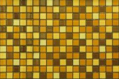 Fond de tuile de mosaïque photographie stock