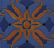 Fond de tuile de mosaïque Image stock