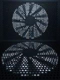 Fond de turbine de ventilateur Photographie stock libre de droits