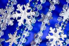 Fond de vacances d'hiver Photo libre de droits