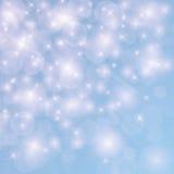 Fond de vacances d'hiver. Photo stock