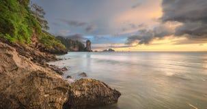 Fond de vacances de voyage Photos libres de droits