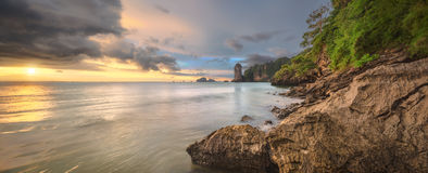 Fond de vacances de voyage Photo libre de droits