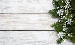 Fond de vacances de Noël Images stock
