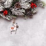 Fond de vacances de Noël photo libre de droits