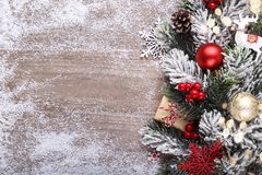 Fond de vacances de Noël photo stock