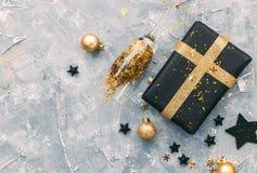 Fond de vacances de Noël et de nouvelle année image stock