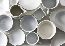 Fond de vaisselle Image libre de droits