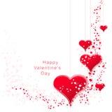 Fond de Valentine Images stock