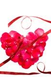 Fond de Valentine Image stock