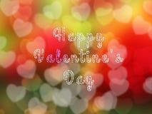 Fond de Valentine Images libres de droits