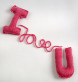 Fond de Valentine, coeur d'amour, jour de valentines, diy Photos stock