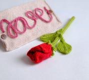 Fond de Valentine, coeur d'amour, jour de valentines, diy Images stock