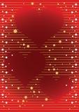 Fond de Valentines Photos libres de droits