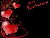 Fond de Valentines Photographie stock libre de droits