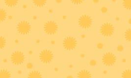 Fond de vecteur de thème de fleur Photo stock