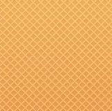 Fond de vecteur (gaufrette de texture) Images stock