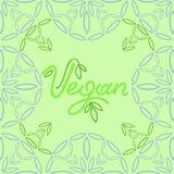 Fond de Vegan Photos stock