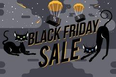 Fond de vente de Black Friday photo libre de droits