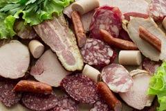 Fond de viande photo libre de droits