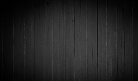 Fond de vieille texture en bois de noir foncé Images stock