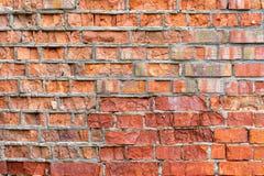 Fond de vieille texture de modèle de mur de briques image stock