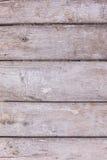 Fond de vieux cadre horizontal approximatif non peint de verticale de conseils Image stock