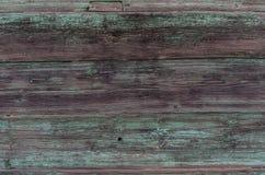 Fond de vieux conseils en bois verts photos stock