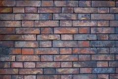 Fond de vieux mur de briques de vintage image stock