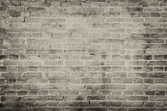Fond de vieux mur de briques de vintage Photographie stock libre de droits