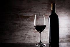 Fond de vin Photos libres de droits