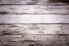 Fond de vintage d'une planche minable en bois Image libre de droits