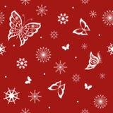 Fond de voler de papillons Images stock