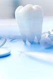 Fond dentaire d'hygiène photographie stock libre de droits
